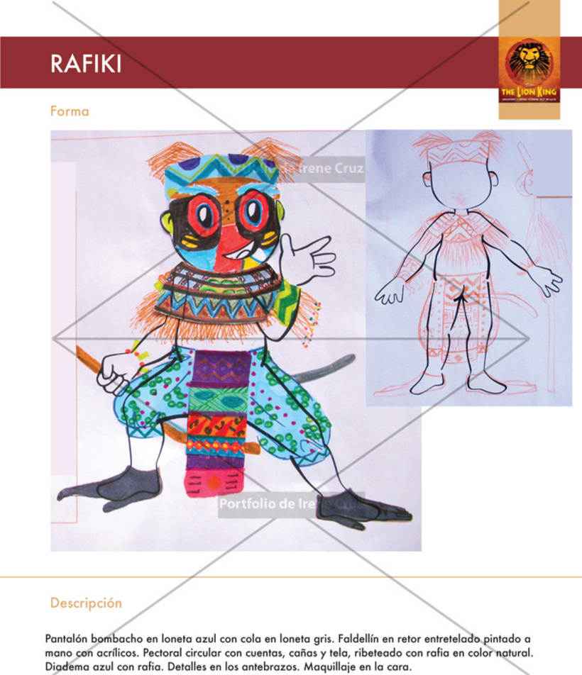 Theatrical Costume Design for Kids 15