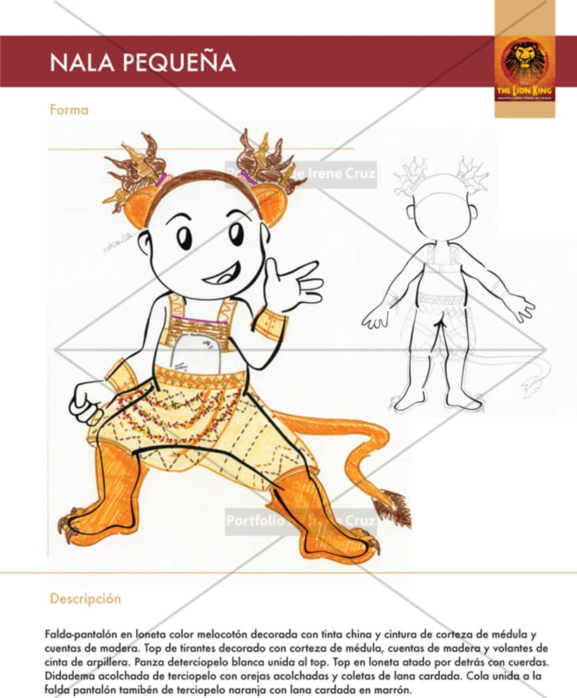Theatrical Costume Design for Kids 11