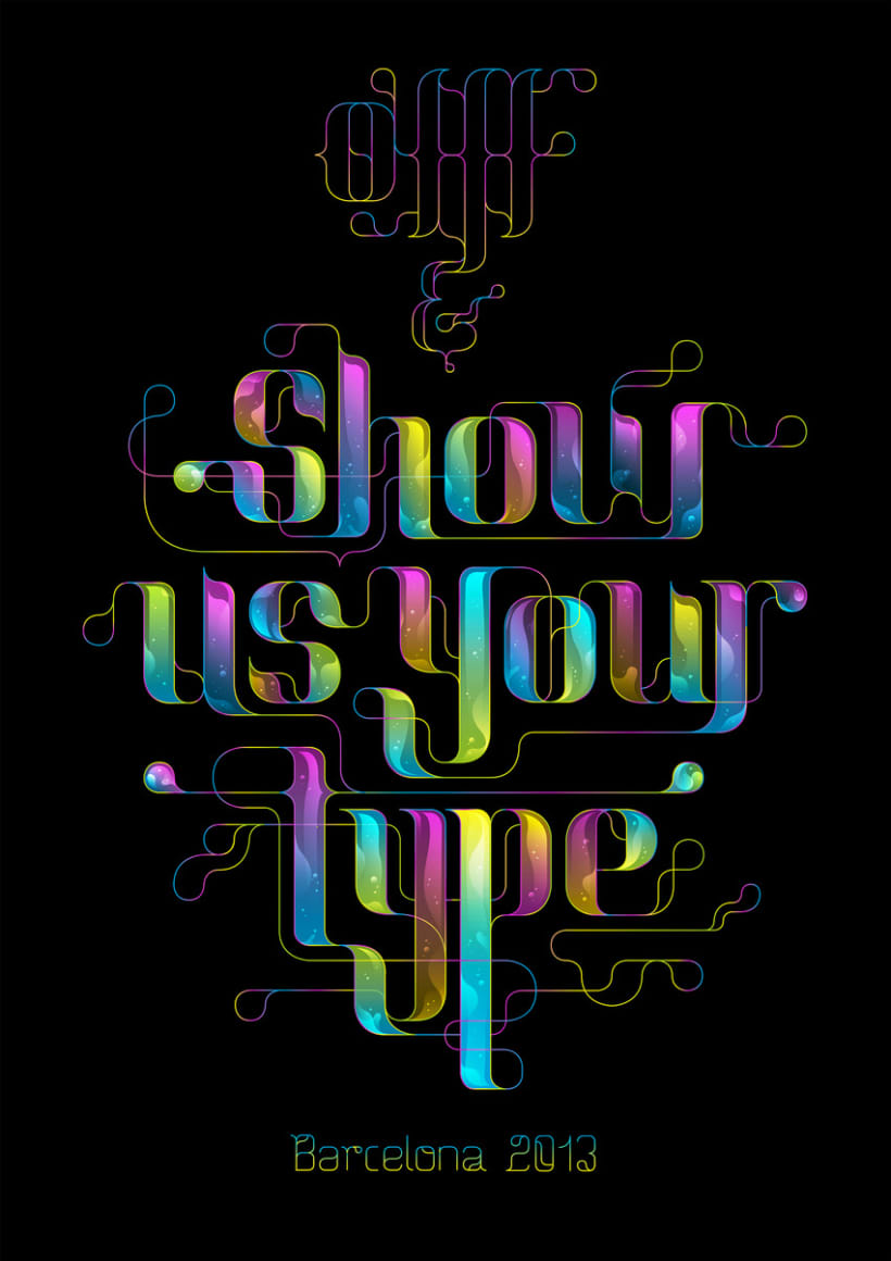 Offf & Showusyourtype 2013 2