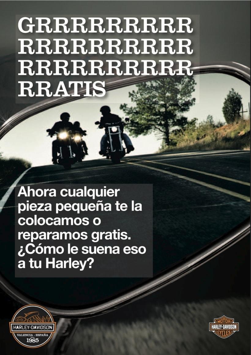 La Nave Harley Davidson Valencia 4