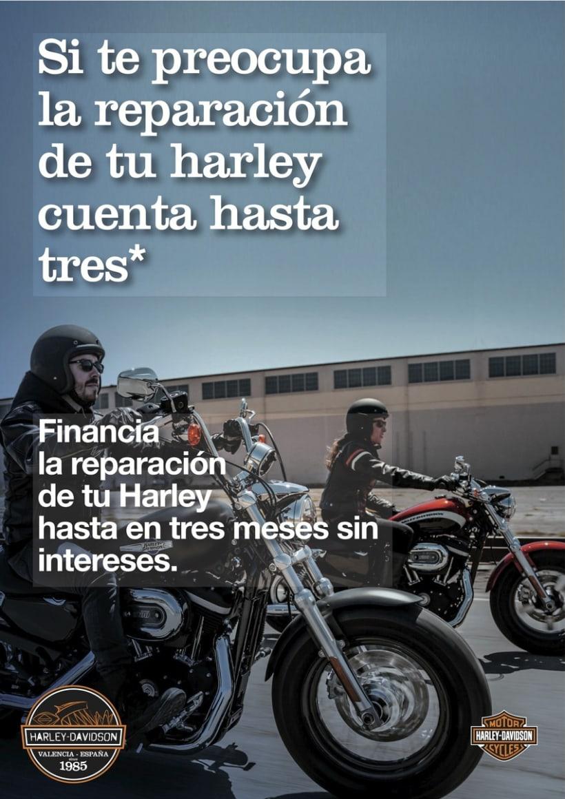 La Nave Harley Davidson Valencia 3