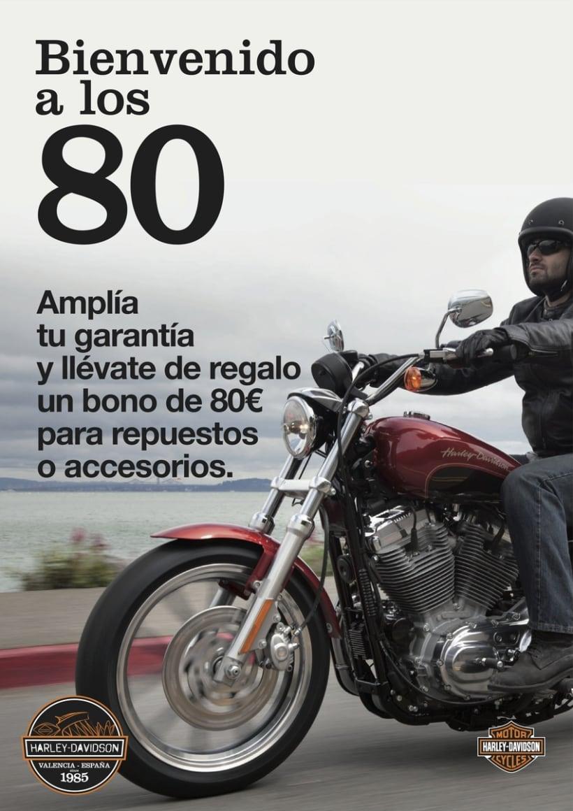 La Nave Harley Davidson Valencia 2