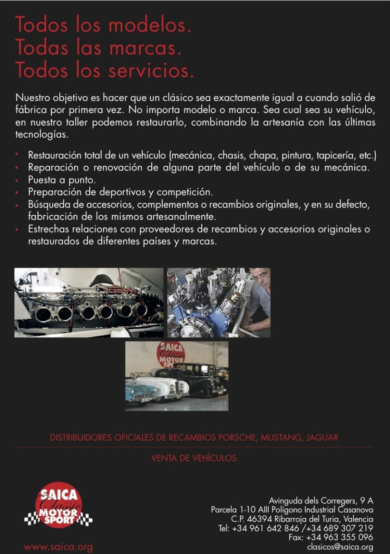 Saica Classic Motor Sport 2
