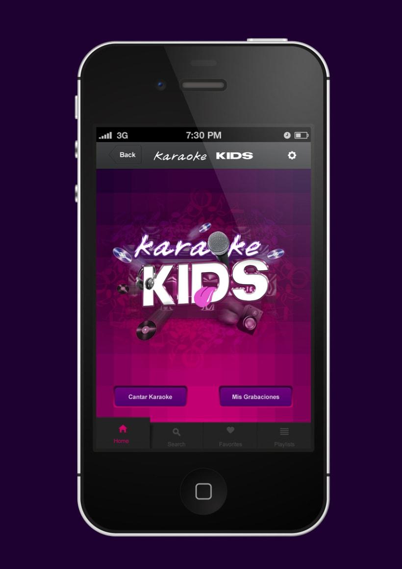 karaoke app movil 2