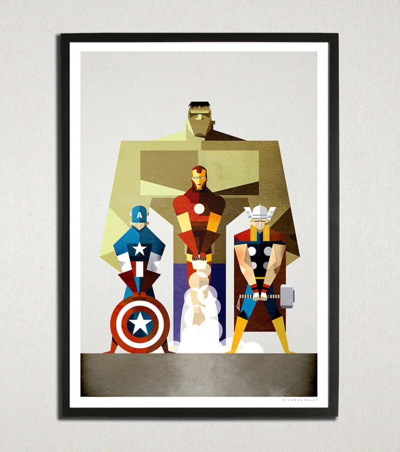The Avengers 0