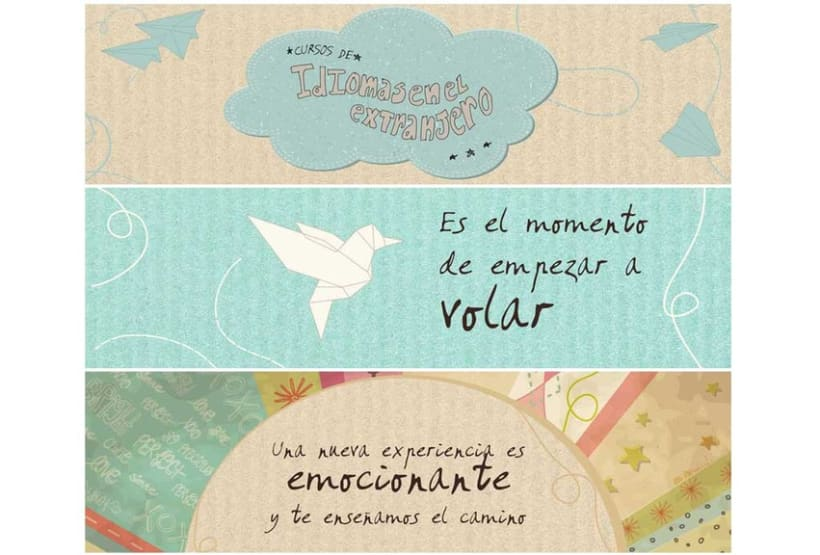 Itea idiomas website 7