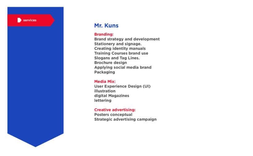 Mr. Kuns: Branding 8
