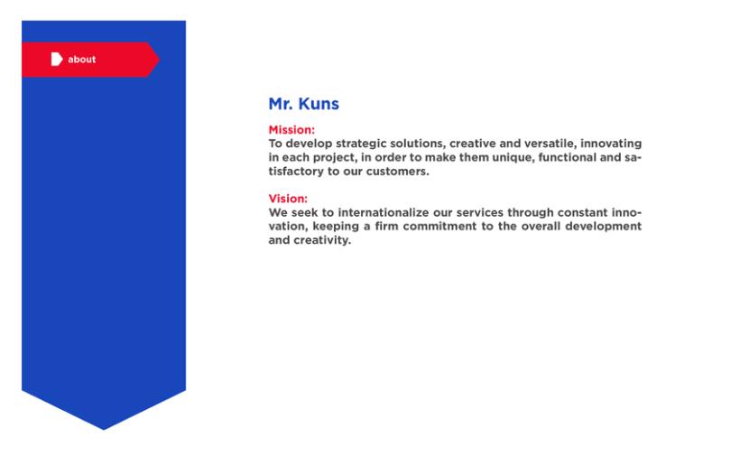 Mr. Kuns: Branding 7