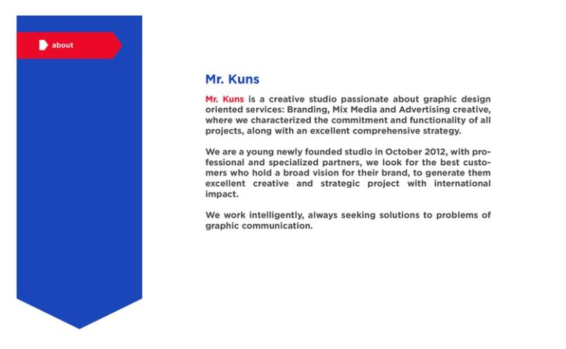Mr. Kuns: Branding 6