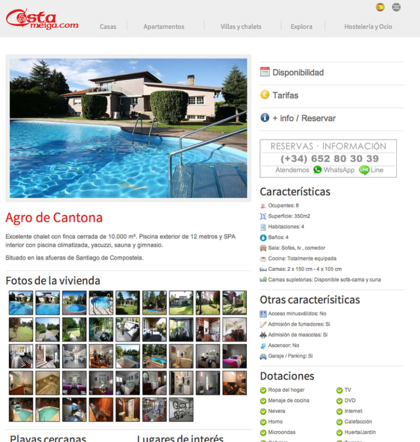 WEBSITE | Costameiga 4
