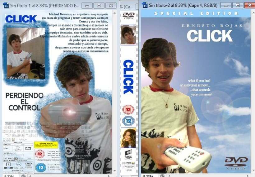 Photoshop & Ilustrador 8