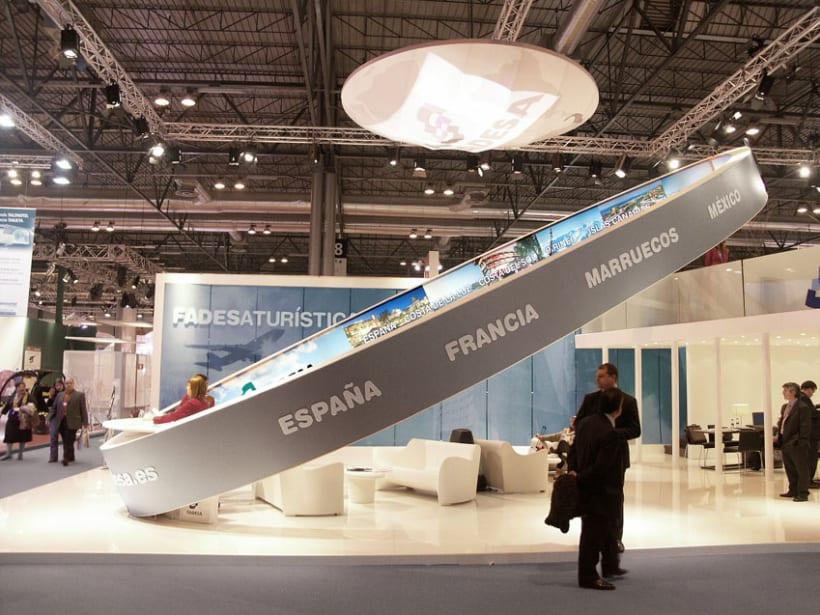 Diseño de Stand SIMA 2009 1