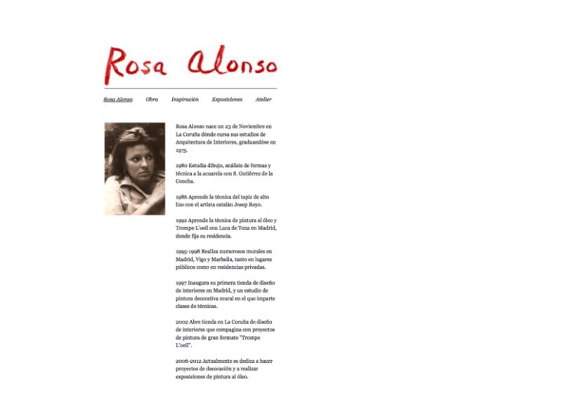 Web Rosa Alonso 1