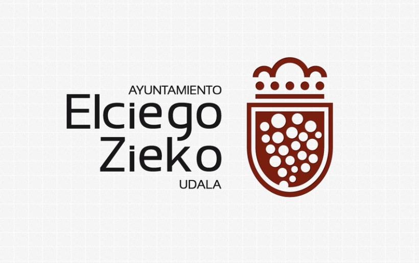 Logotipo del Ayuntamiento de Elciego 1