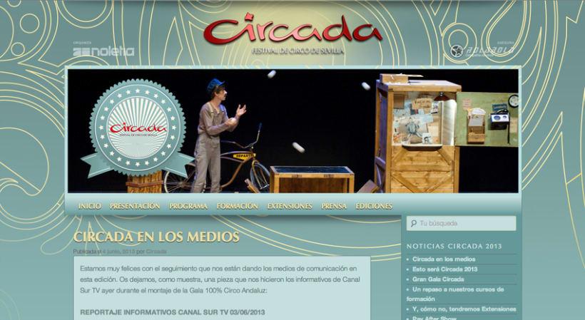 Festival Circada 2013 1
