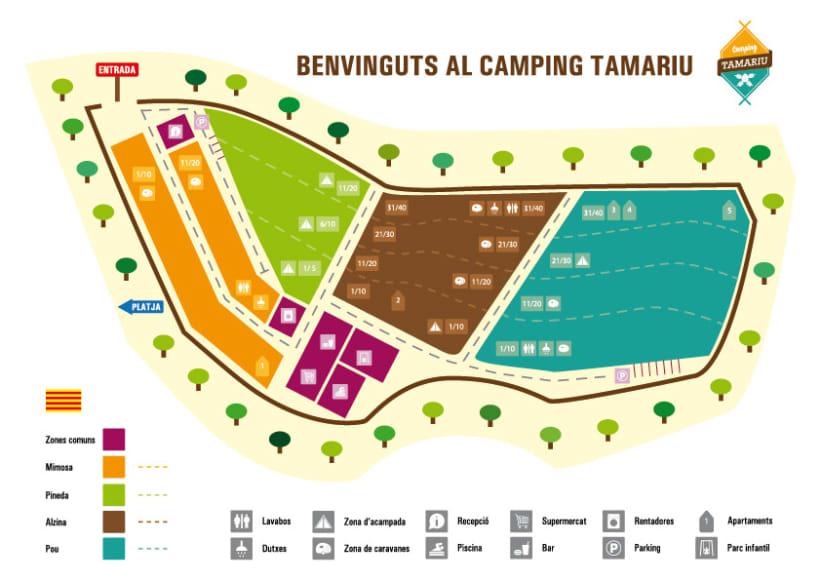 Camping Tamariu 6