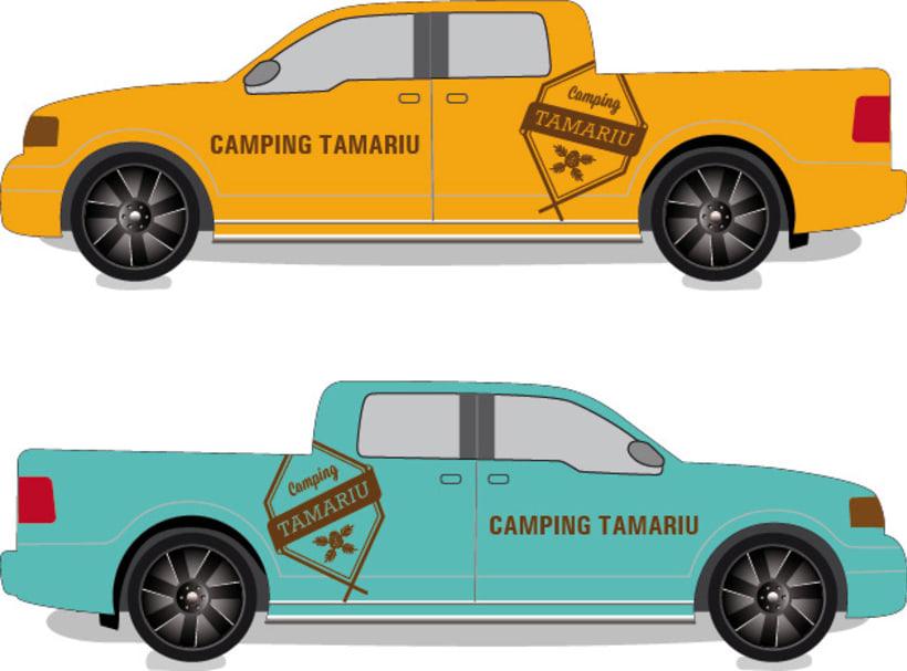Camping Tamariu 9