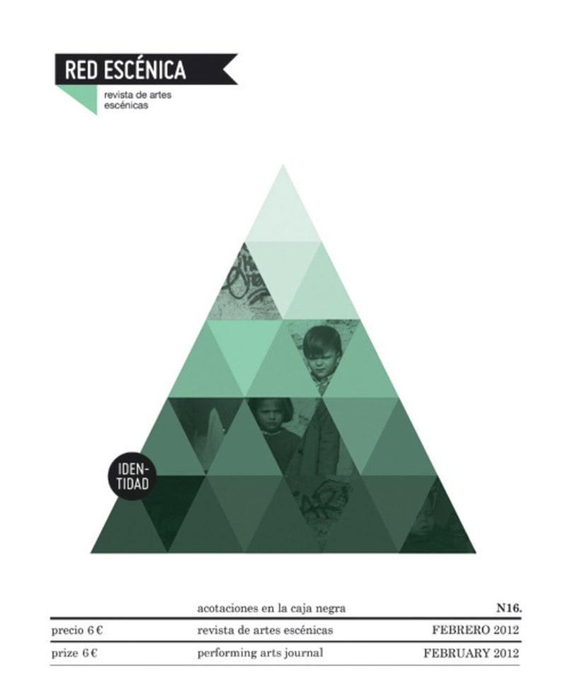 Red Escénica Magazine 3