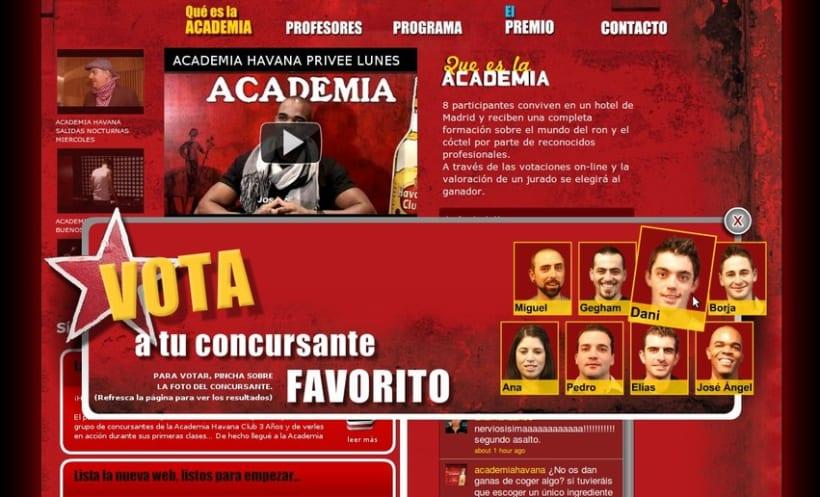 Academia Havana Club 3 Años 5