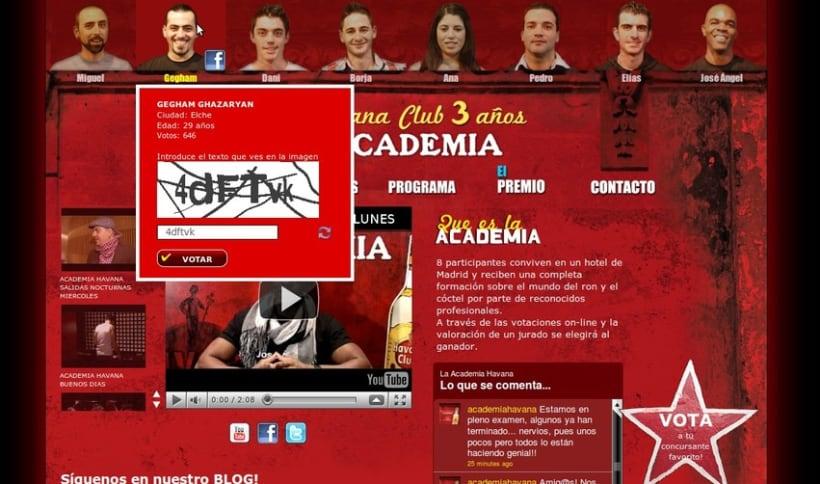 Academia Havana Club 3 Años 4