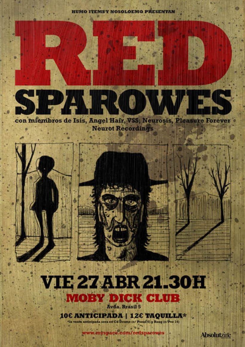 Gig Rock Posters 14