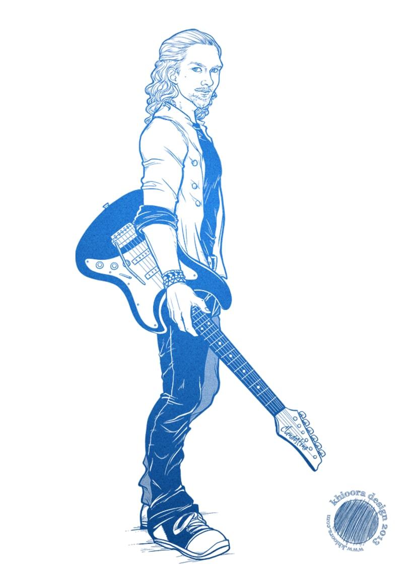 Clandestine Guitars 5