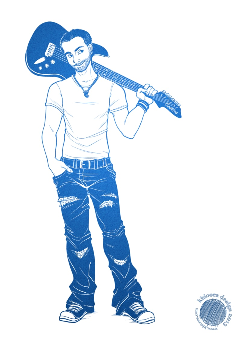 Clandestine Guitars 4