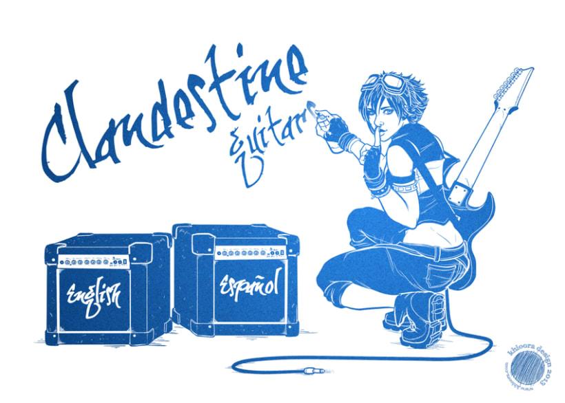 Clandestine Guitars 1