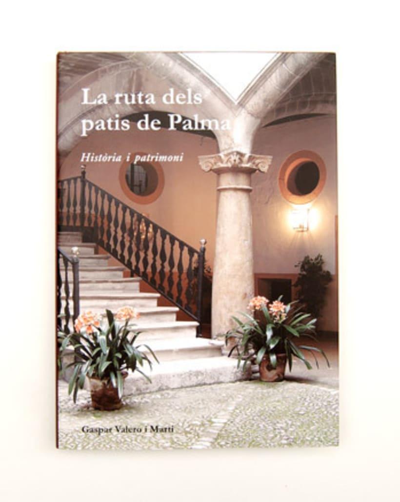 La ruta dels patis de Palma 1