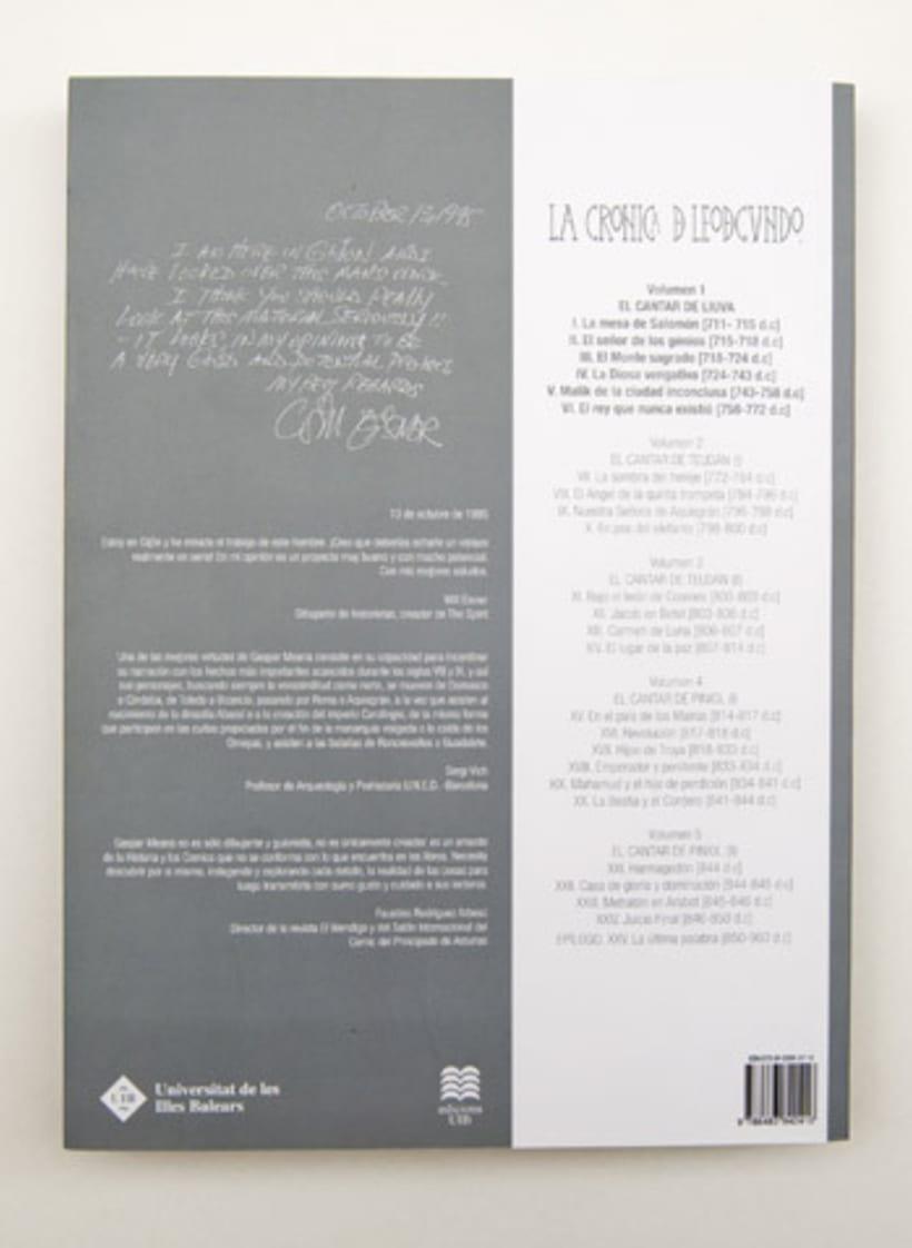 La crónica de Leodegundo 3
