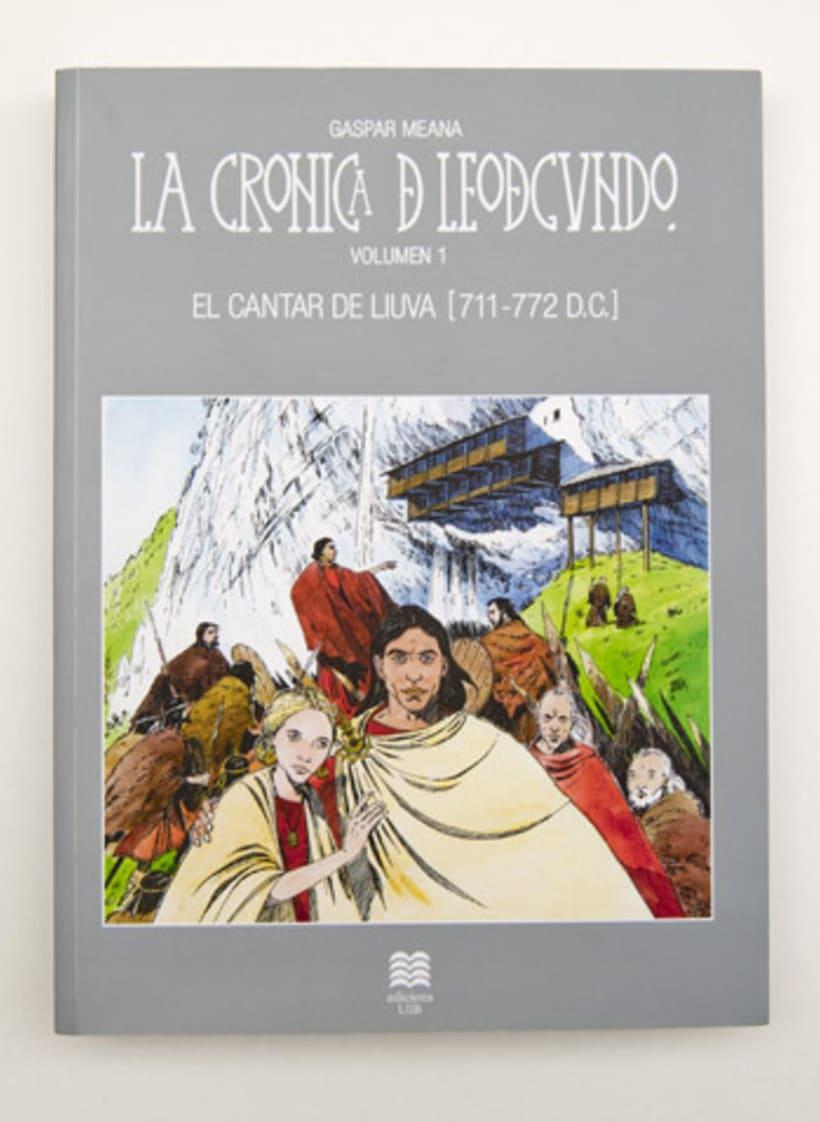 La crónica de Leodegundo 1