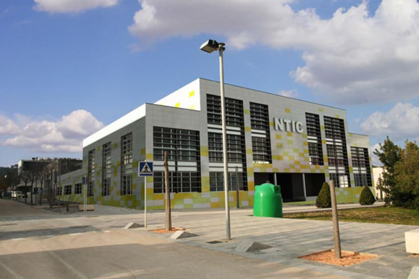 Edificio NTIC 1
