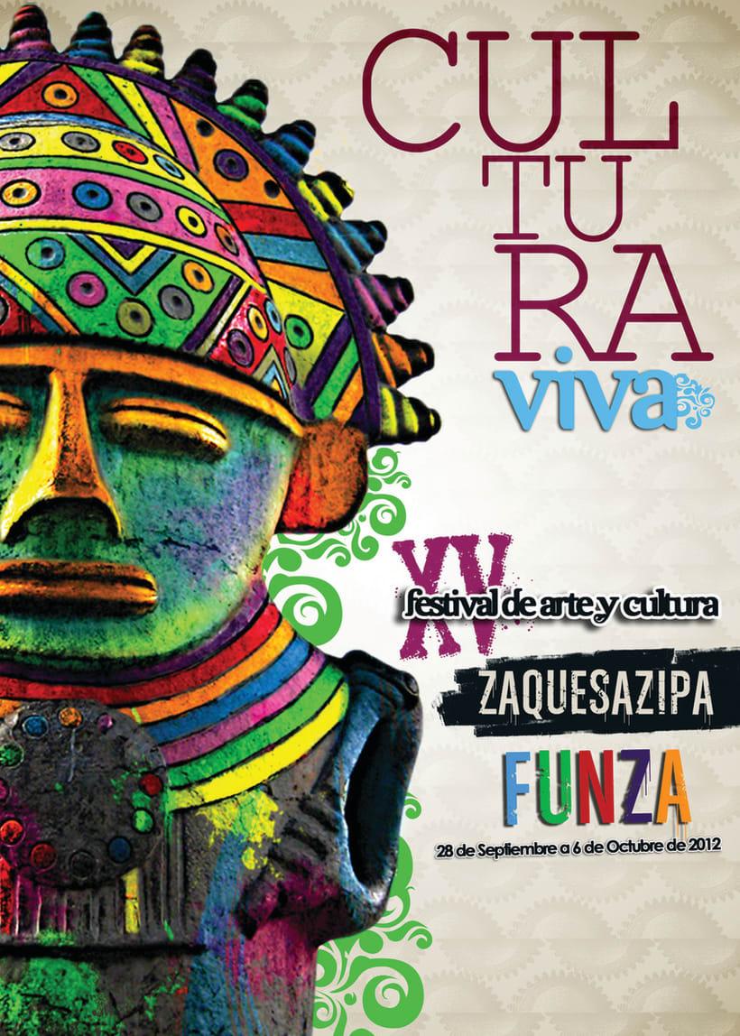 Imagen del XV Y XVI FESTIVAL DE ARTE Y CULTURA ZAQUESAZIPA 2