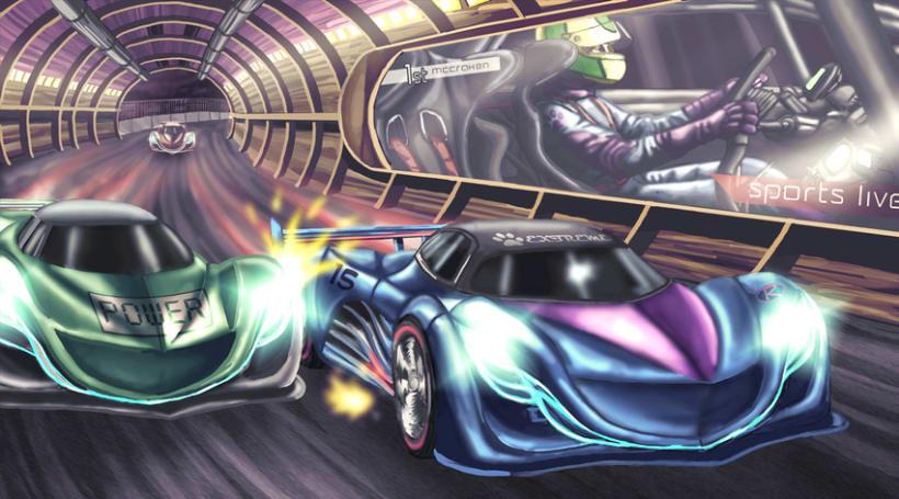 Ilustración fantástica y de ciencia-ficción 2