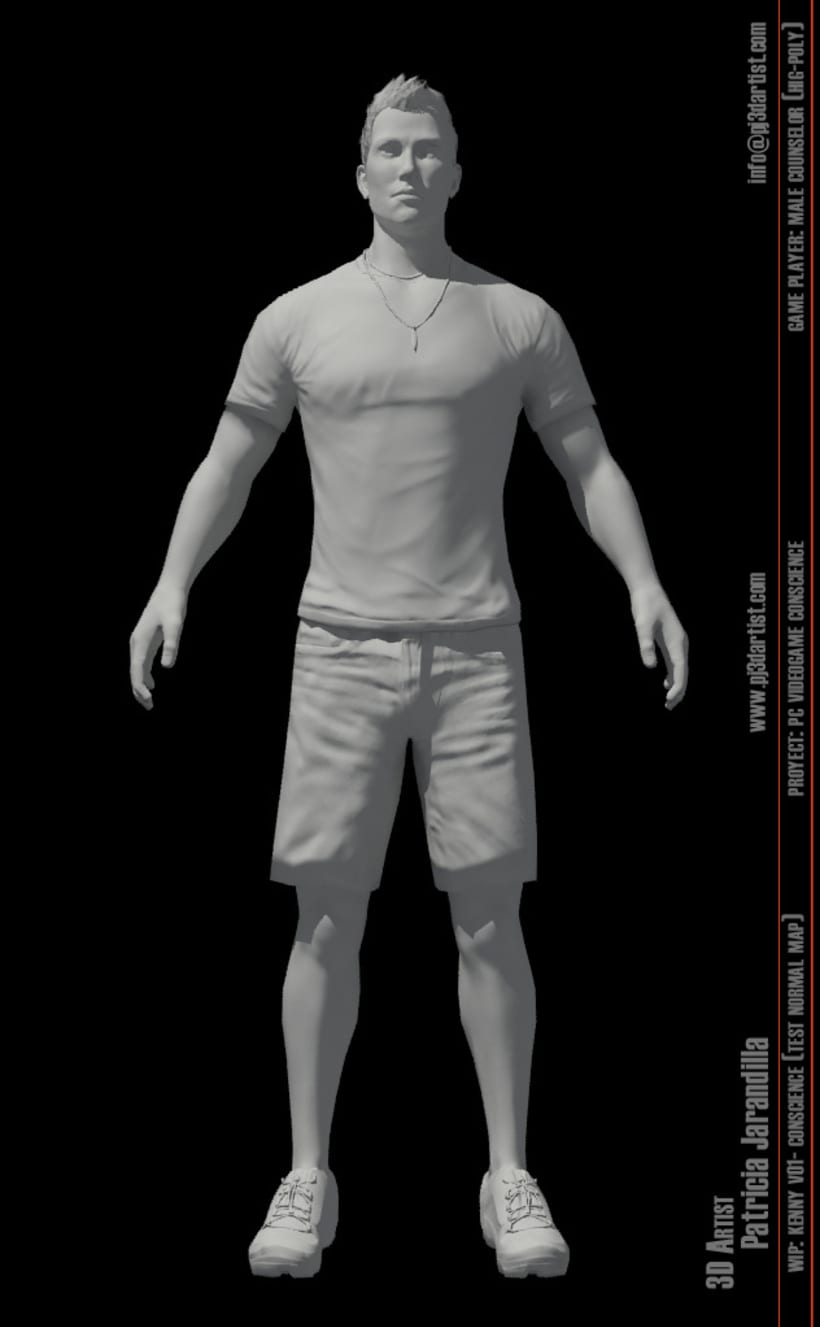 Kenny (PC Game Male character) 2