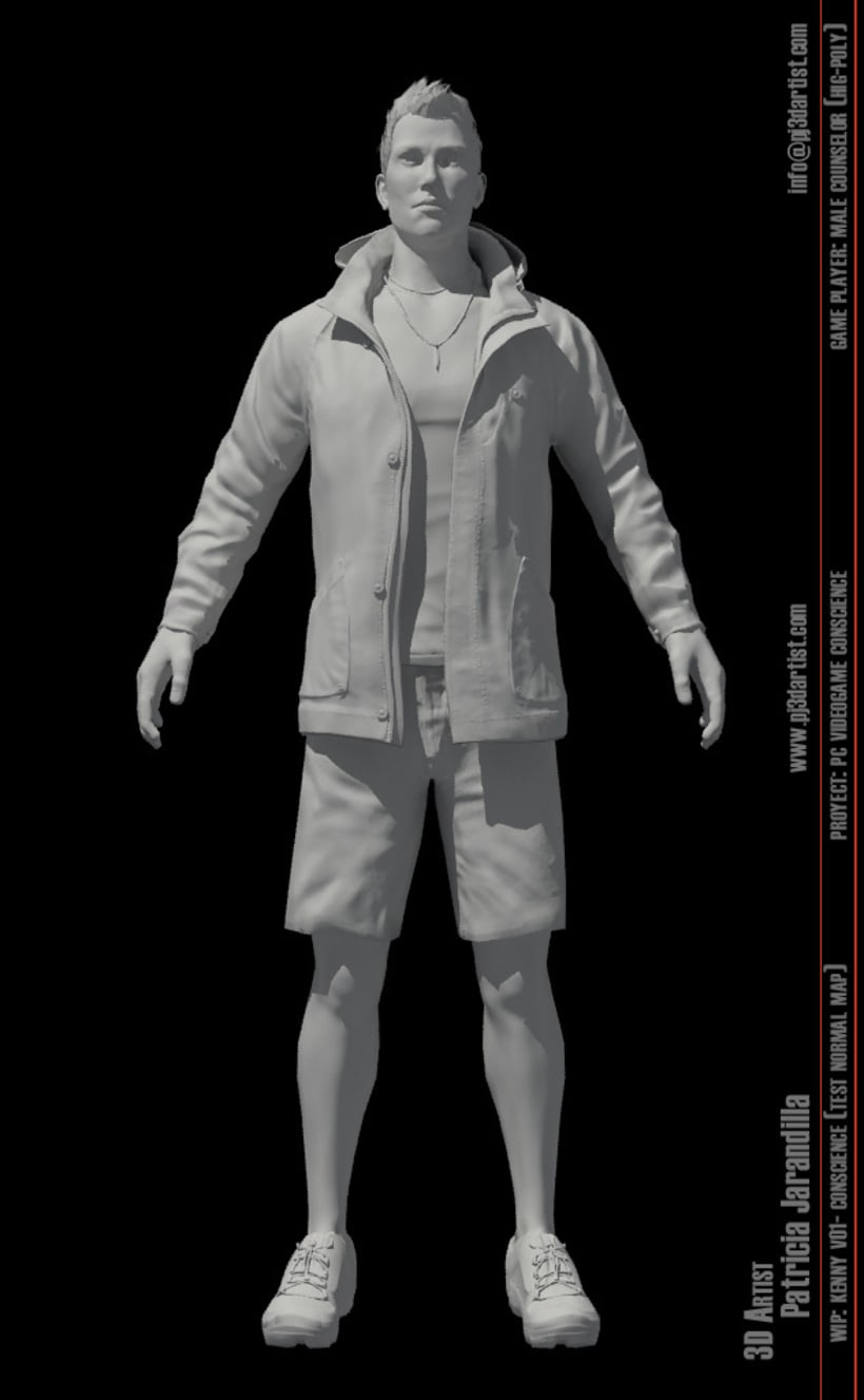 Kenny (PC Game Male character) 5