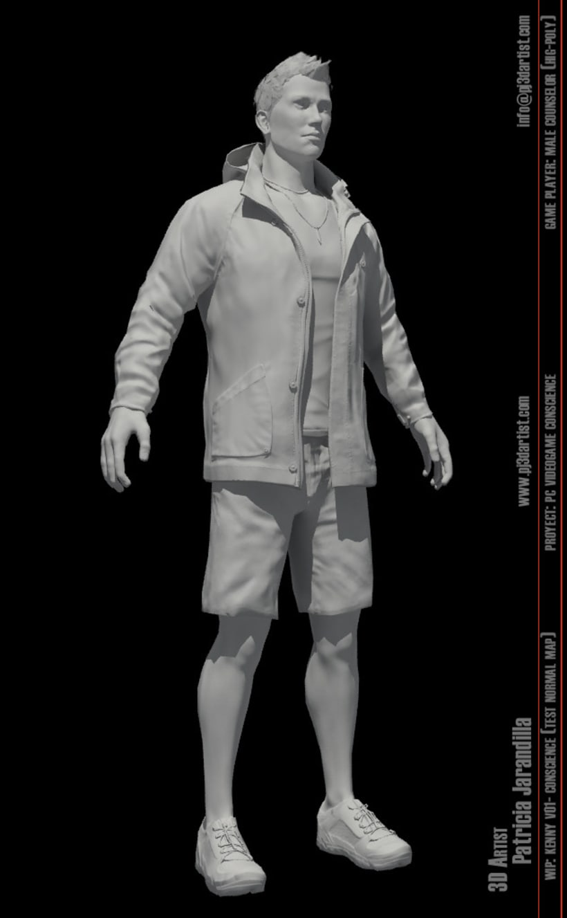 Kenny (PC Game Male character) 6
