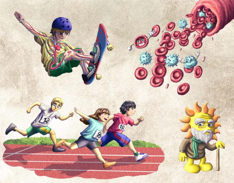 Ilustración infantil-juvenil 2