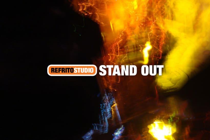 Mailing Promocional Refrito Studio 2