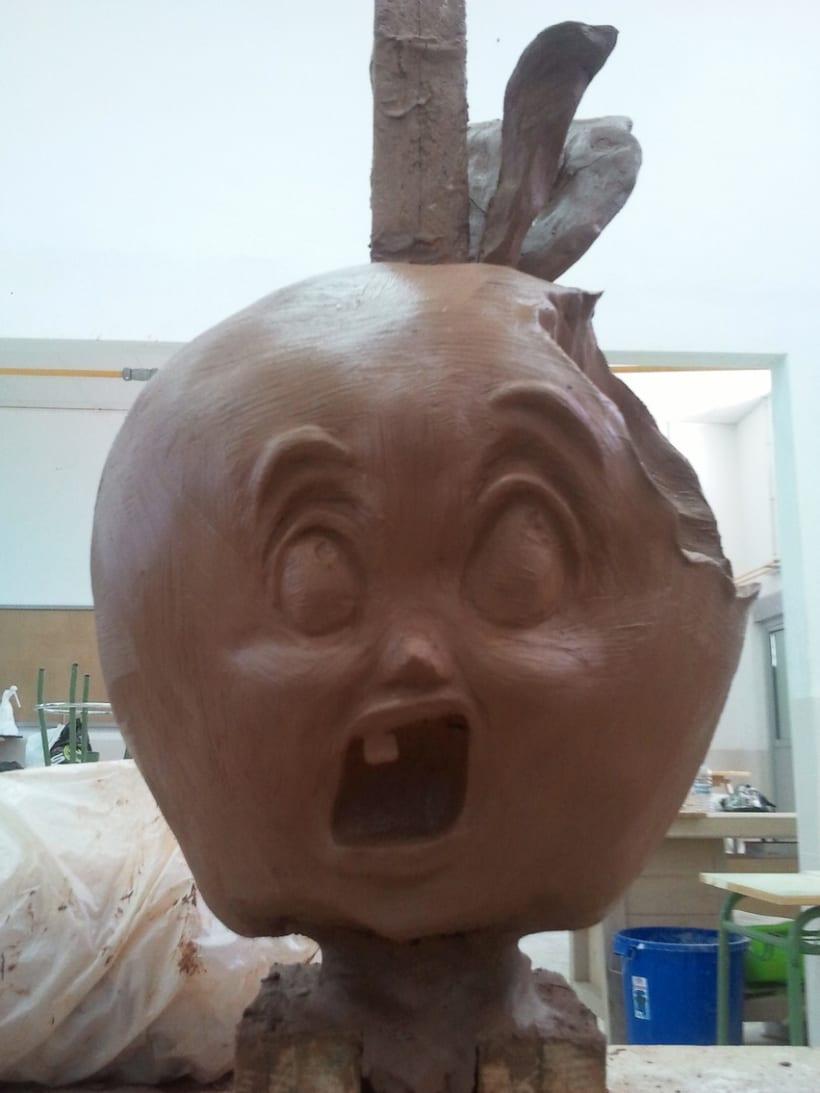 La fabulosa historia del niño manzana 5