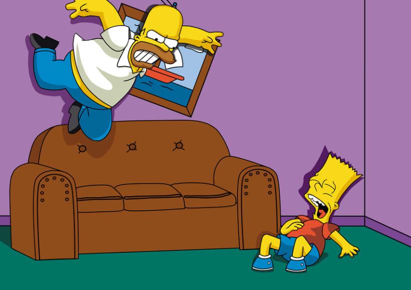 Los Simpsons 9