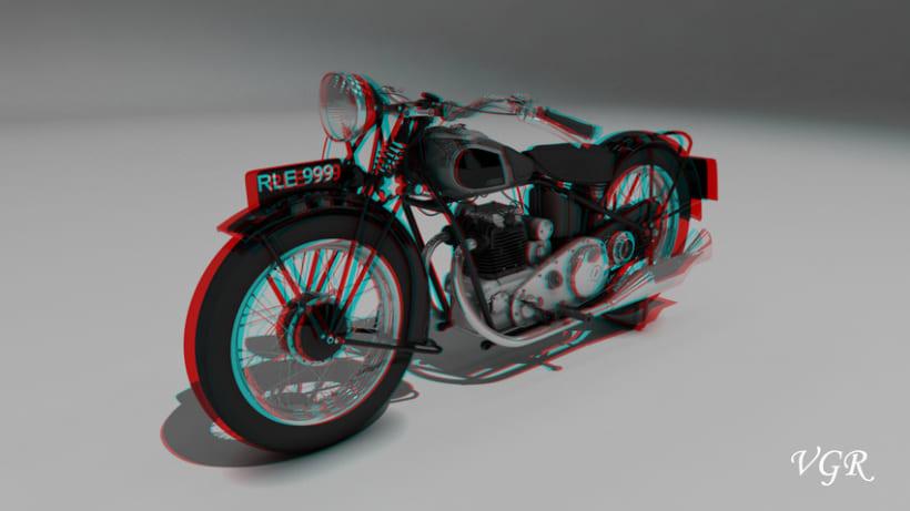 Vehículo 3D 3