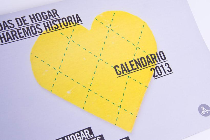 Calendario y Agenda para ACSUR 1