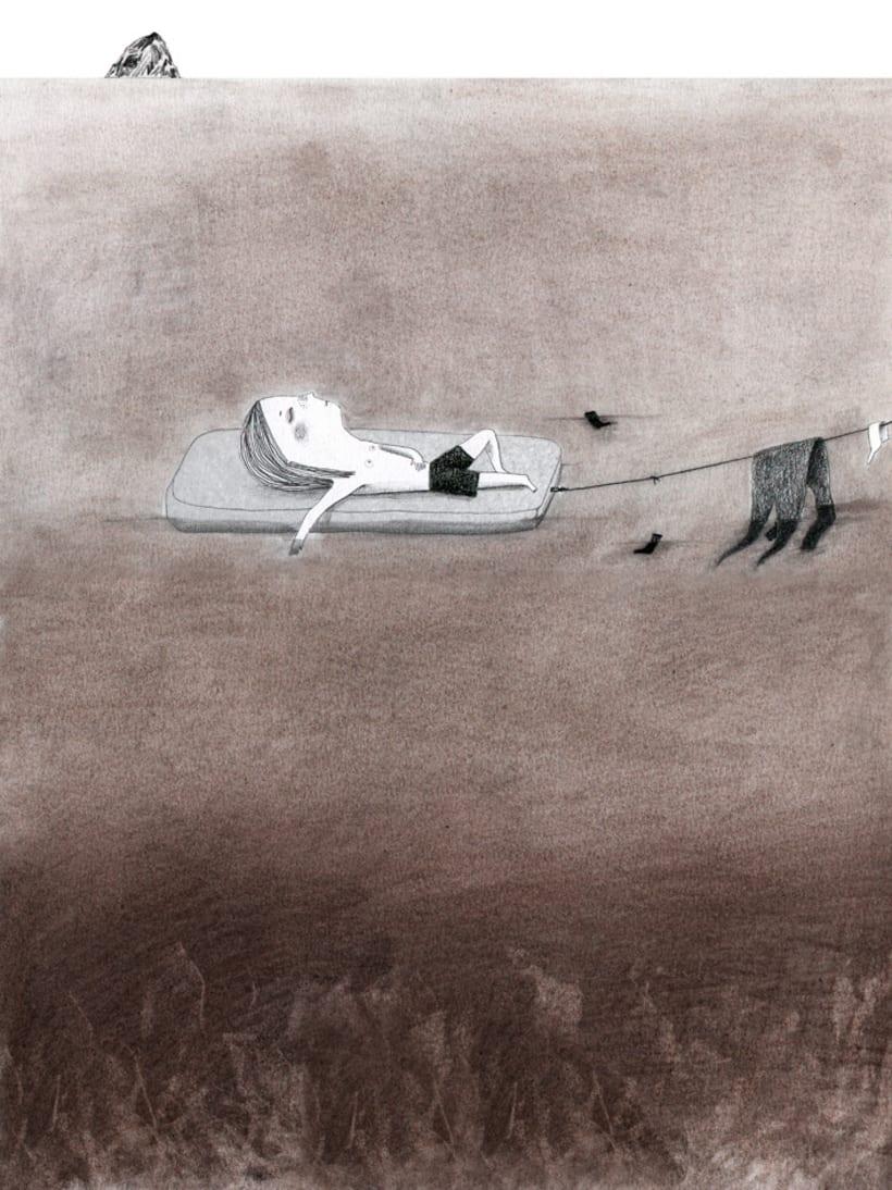 """Calendario """"Los viajes de Gulliver"""" 2"""