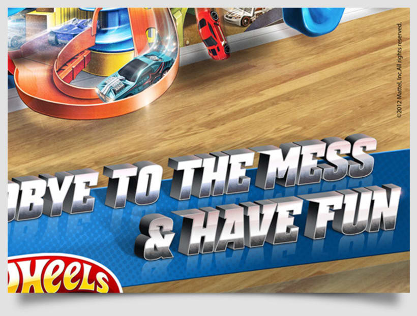 HotWheels · Wall Tracks 4
