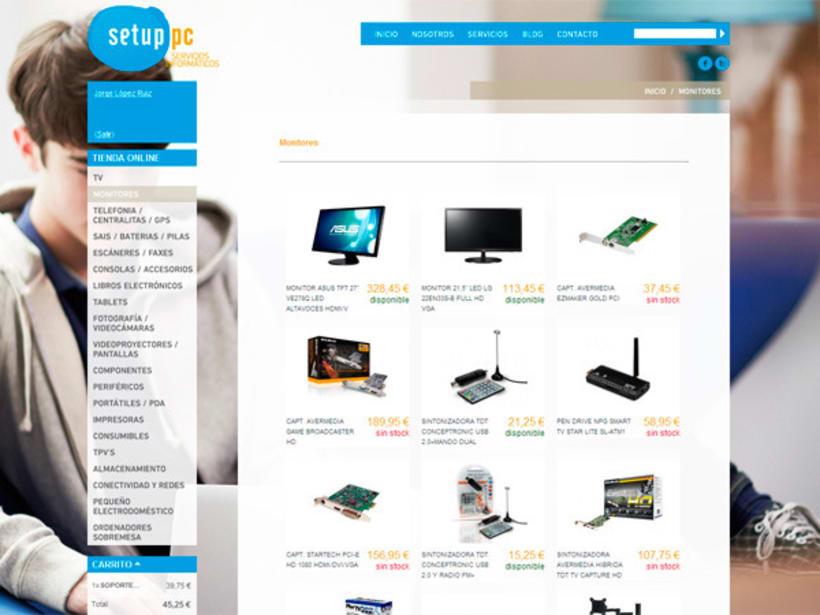 Setup-PC 2