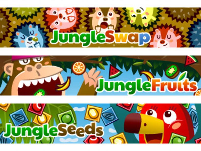 Serie Jungle (Facebook) 1