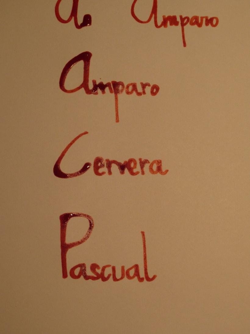 Amparo Cervera (business card) 5