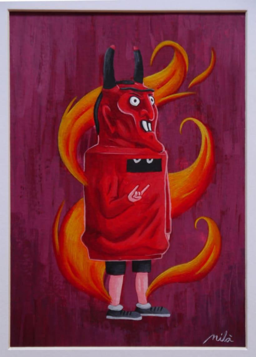 Arderás en el infierno 21
