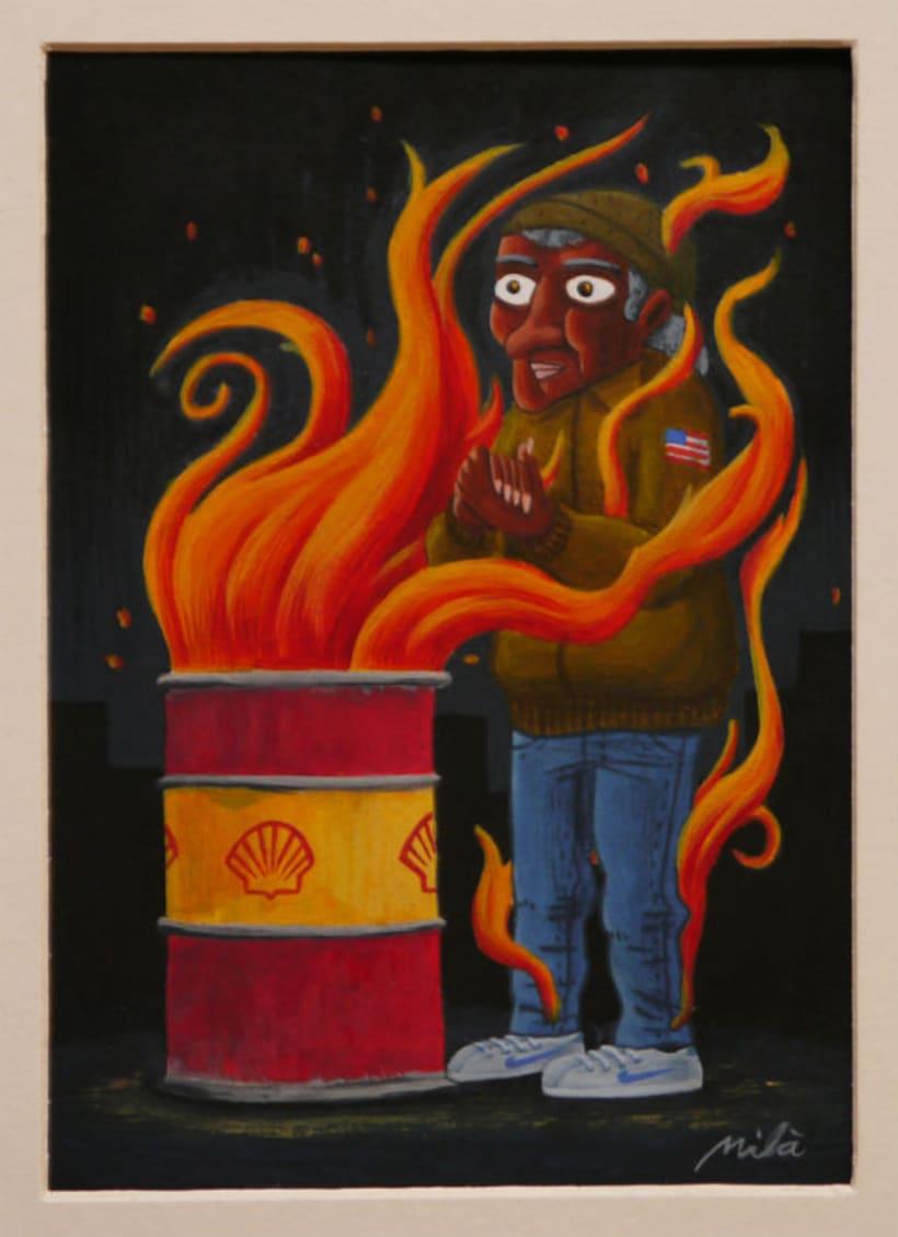 Arderás en el infierno 23